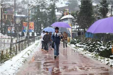 Học sinh được nghỉ học nếu thời tiết rét đậm (Ảnh minh họa)