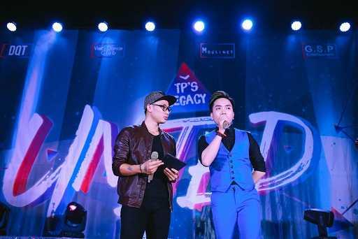 Chương trình năm nay thành công chính là nhờ tài năng của các học sinh đến từ THPT Trần Phú
