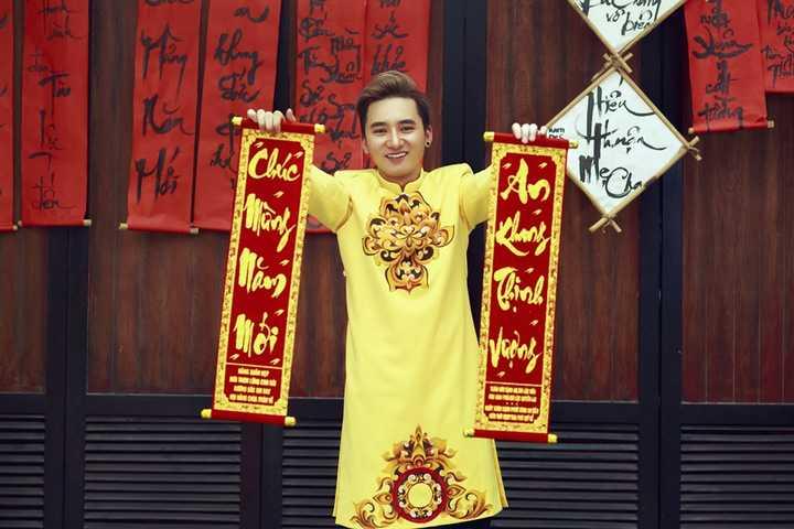 Đây là một vai diễn và tạo hình thú vị mà Phan Mạnh Quỳnh dành tặng cho khán giả. Anh cũng vừa hoàn thành xong các cảnh quay của mình cách đây không lâu.