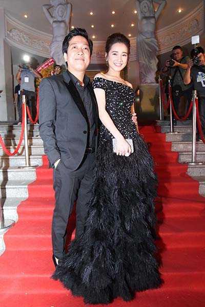Cặp đôi Trường Giang, Nhã Phương đã giành được nhiều chiến thắng tại mùa giải năm nay.