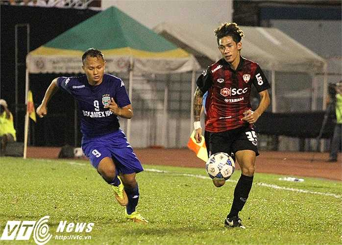 Muangthong có một trong những hệ thống đào tạo trẻ tốt nhất Thái Lan, cho nên cũng không lạ khi trong đội hình của họ xuất hiện tuyển thủ U19 Thái Lan - Chaiyawat Buran. Sinh năm 1995 và chơi vị trí hậu vệ trái