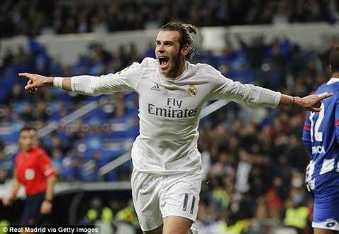 Gareth Bale sẽ không thể ra sân đêm nay