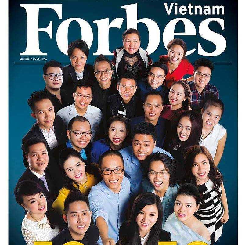 30 gương mặt trẻ tài năng của Việt Nam dưới 30 tuổi năm 2016