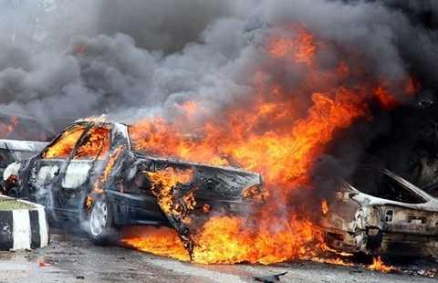 2 người Trung Quốc bị thiệt mạng trong vụ đánh bom xe ở Lào - Ảnh minh họa