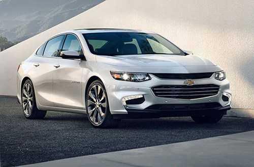 Chevrolet Malibu là mẫu xe được tìm kiếm nhiều nhất trên Google trong năm 2015 vừa qua.