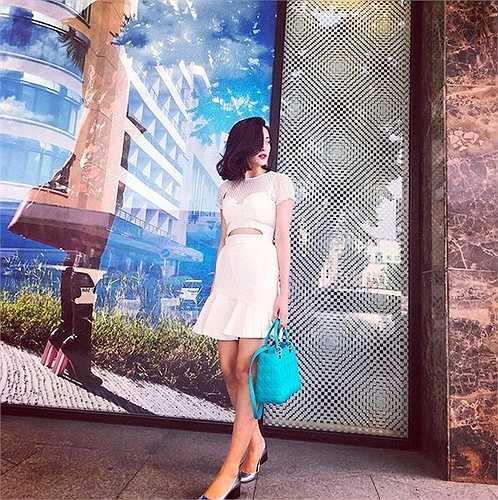 Thời gian qua, Phạm Hạ Vi được nhiều người quan tâm khi cô được 'đả nữ' Ngô Thanh Vân lựa chọn đóng vai chính trong dự án phim 'Tấm Cám'.