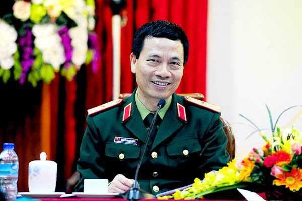 Tổng Giám đốc Viettel Nguyễn Mạnh Hùng là Tổng giám đốc doanh nghiệp nhà nước duy nhất trúng cử Ủy viên Trung ương khóa XII