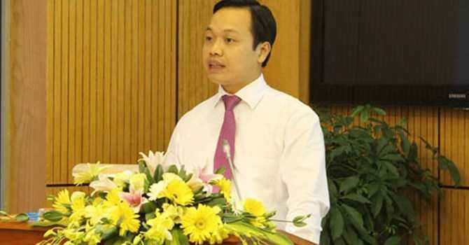 Ông Trần Tiến Dũng vừa được Thủ tướng  bổ nhiệm làm Thứ trưởng Bộ Tư pháp