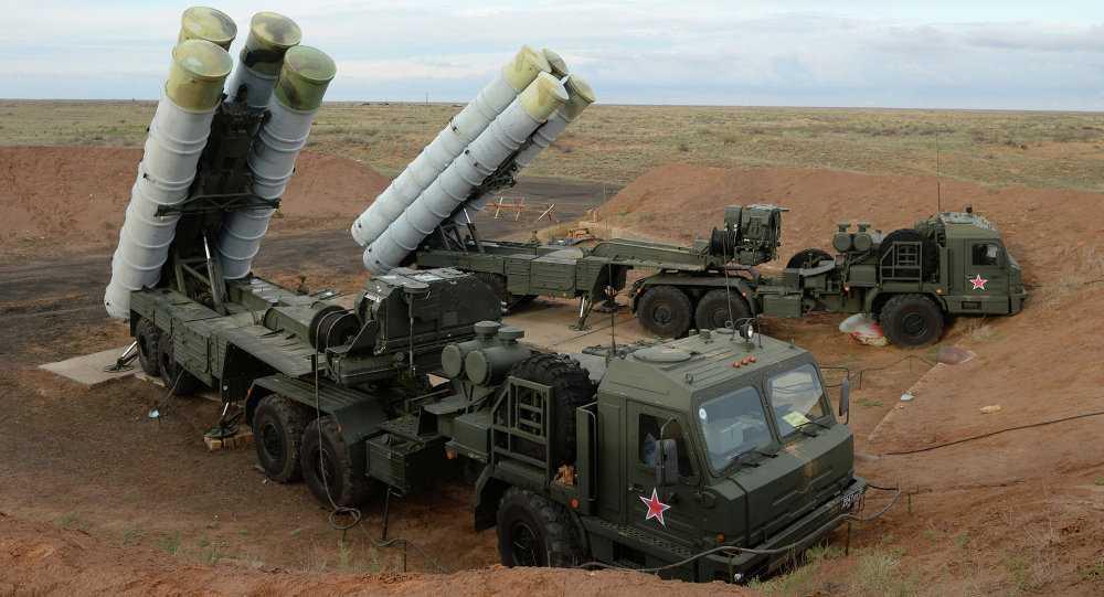 Tên lửa phòng không của Nga