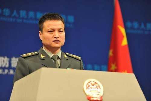 Người phát ngôn Bộ Quốc phòng Trung Quốc Dương Vũ Quân