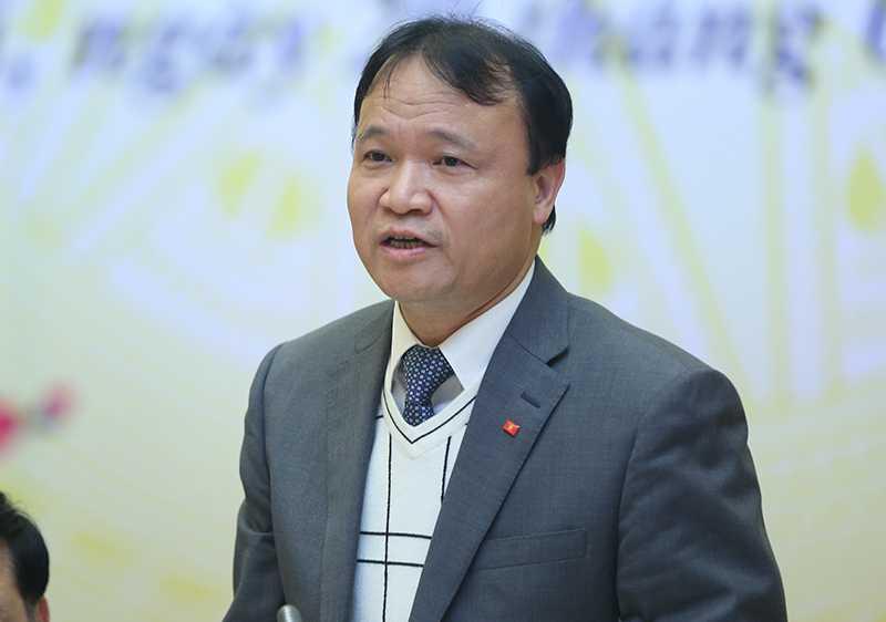 Thứ trưởng Bộ Công Thương Đỗ Thắng Hải - Ảnh: VGP/Quang Hiếu