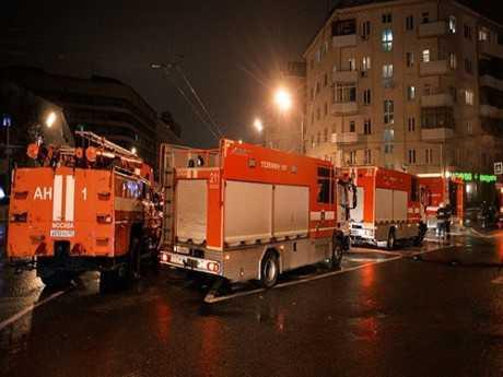 Lực lượng cứu hỏa đã được điều động tới hiện trường vụ cháy