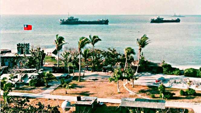 Đài Loan đưa dân đến đảo Ba Bình sinh sống, tạo thêm căng thẳng - Ảnh minh họa: AFP