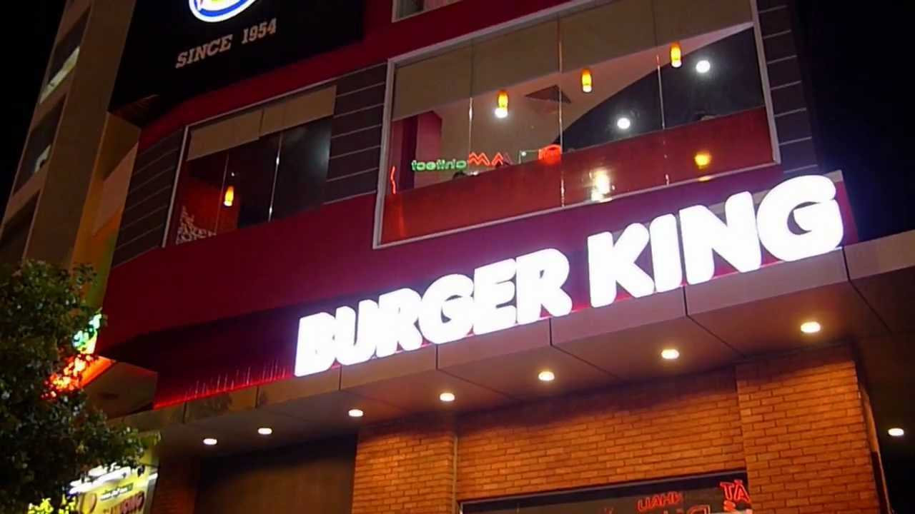 Burger King Việt Nam đã và sẽ đóng cửa một số địa điểm không phù hợp với tiêu chí kinh doanh