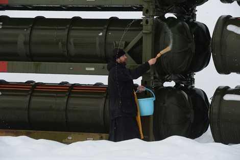 Ngoài thủ đô, nhiều khu vực trọng yếu của Nga cũng được trang bị S-400