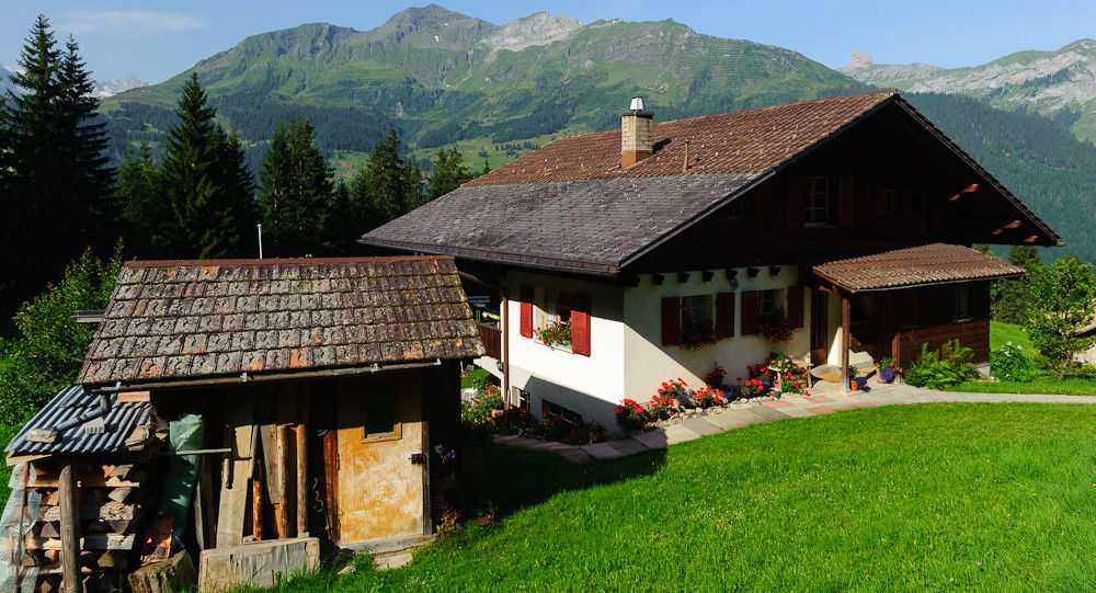 Một góc Thụy Sĩ