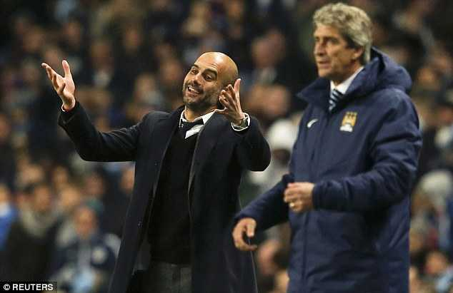 Guardiola vs Pellegrini