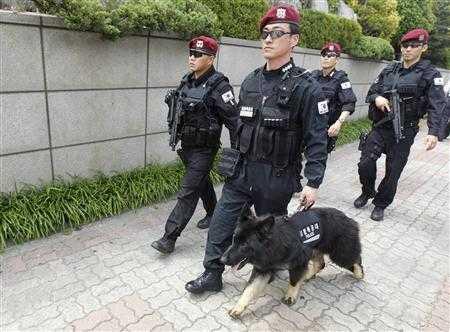 Cảnh sát Hàn Quốc