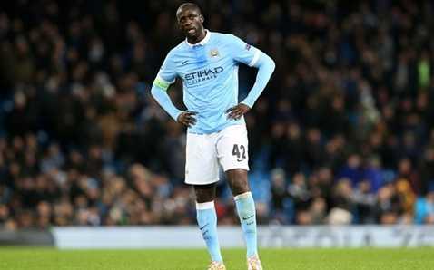 Yaya Toure được mời mức lương 30 triệu bảng/năm