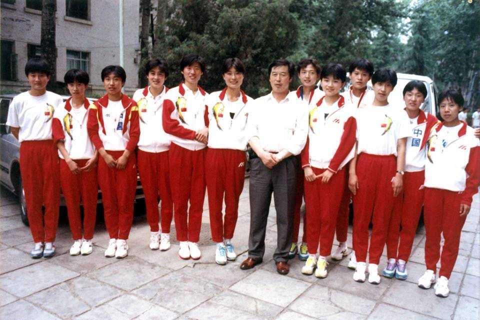HLV Ma Junren và học trò