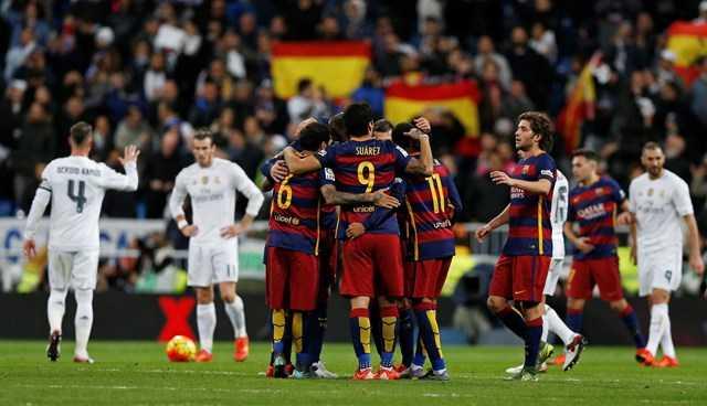 Barca muốn đá chung kết Cúp nhà Vua Tây Ban Nha tại sân Bernabeu