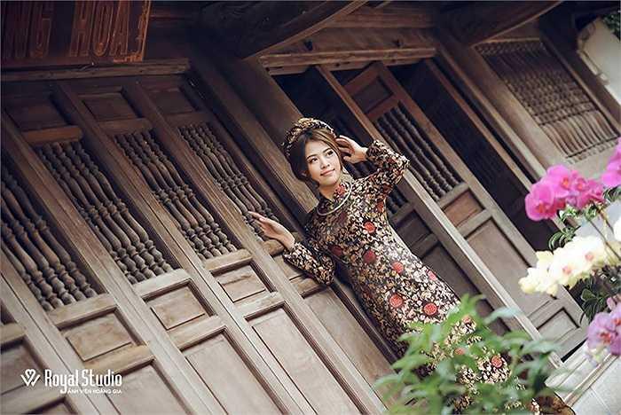 Cô giáo xinh đẹp này chia sẻ rất yêu quý mảnh đất quê hương Nam Định