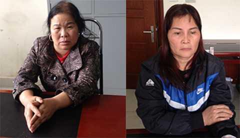 Chân dung 2 nữ quái trong đường dây ma túy xuyên quốc gia