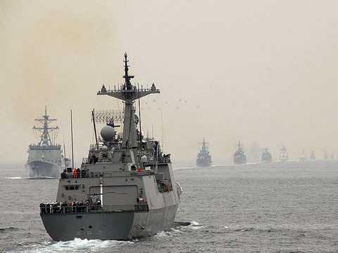 Hải quân Hàn Quốc