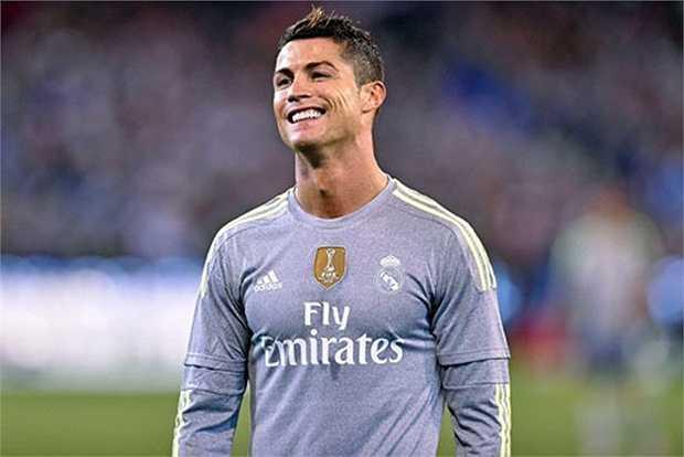 6. Cristiano Ronaldo (Real Madrid). Ảnh: Internet.