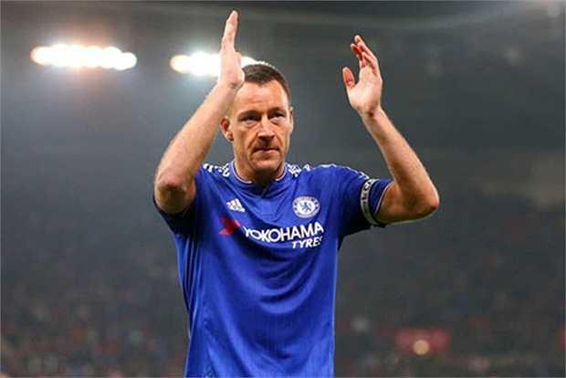10. John Terry (Chelsea). Ảnh: Internet. (Nguồn: Bóng đá)