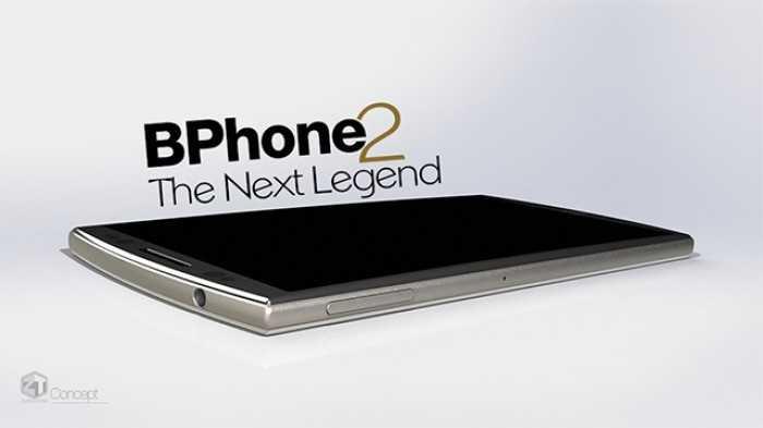 Hình ảnh được cho là Bphone 2 trên thegioididong.com
