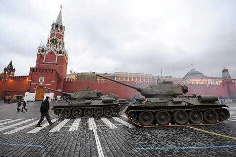 Xe tăng Nga