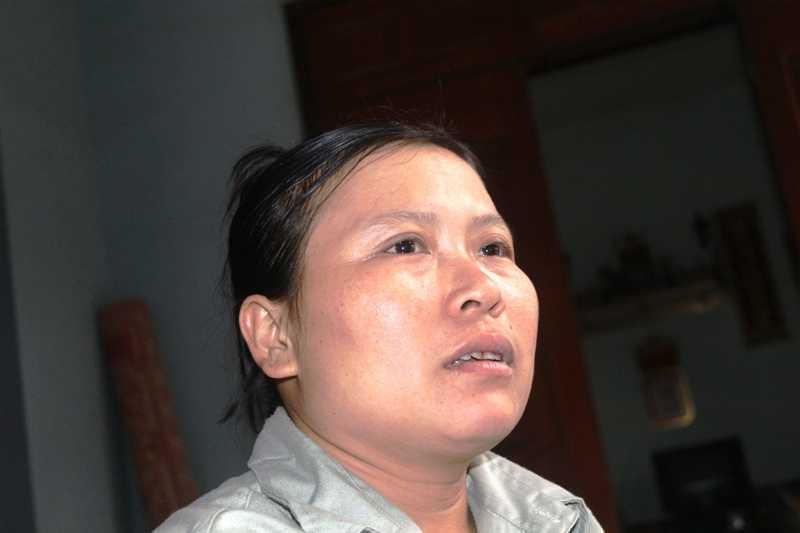 Chị Phượng vẫn chưa thể quên quá khứ đau buồn khi lấy trìm giang hồ Trần Thế Khương.