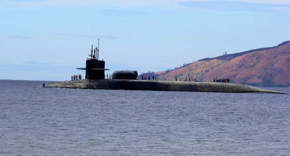 Tàu ngầm Mỹ