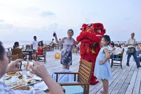 Khách du lịch Trung Quốc tiêu rất nhiều tiền ra nước ngoài