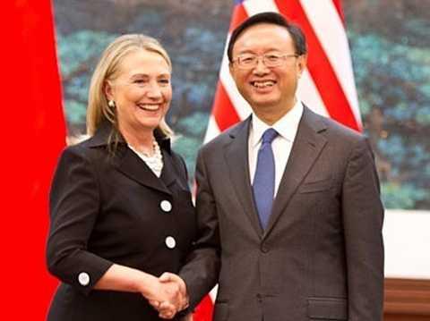 Trung Quốc, sợ điều gì, bà Clinton, Tổng thống Mỹ