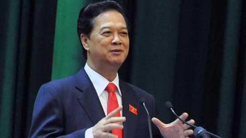 Thủ tướng Nguyễn Tấn Dũng. Ảnh tư liệu.