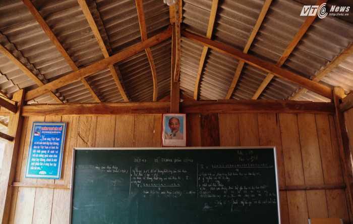 Trường lớp còn nhiều thiếu thốn của xã Phì Nhừ