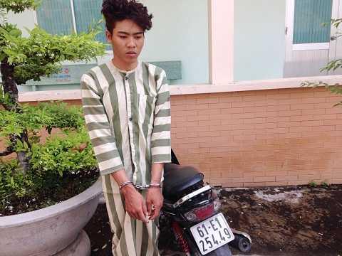 Đối tượng Dương Thanh Cảnh