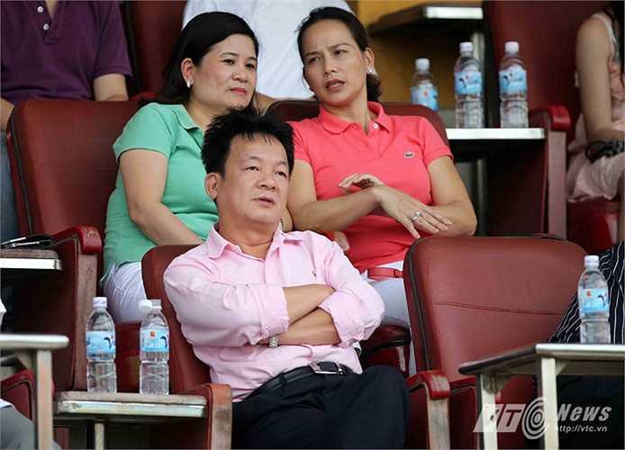 Đây là mùa giải mà bầu Hiển đặt quyết tâm vô địch sau khi những năm liên tục đầu tư cho Hà Nội T&T. (Ảnh: Quang Minh)