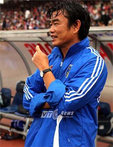Ở những mùa giải tiếp theo, Hà Nội T&T vẫn duy trì được sức mạnh của mình, họ là đội bóng chơi gắn kết, có bản sắc rõ ràng. (Ảnh: Quang Minh)
