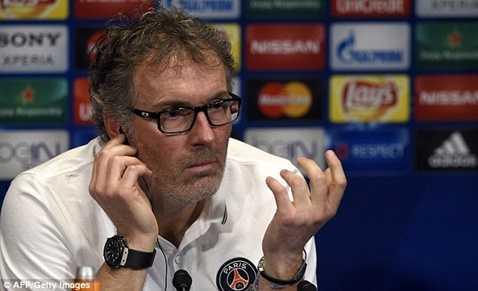 Laurent Blanc vẫn chưa hết sốc vì cậu học trò