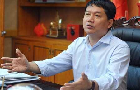Bí thư TP.HCM Đinh La Thăng- Nguồn ảnh: Internet