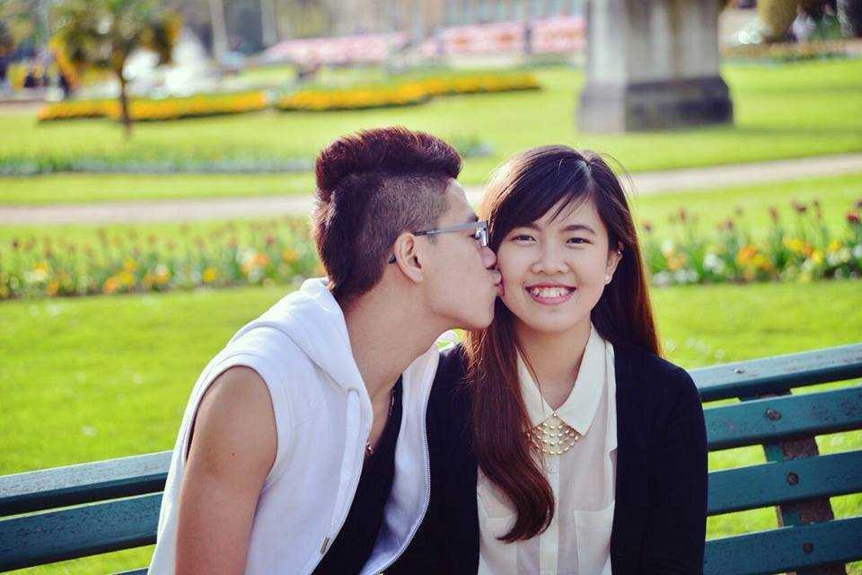 Màn cầu hôn lãng mạn