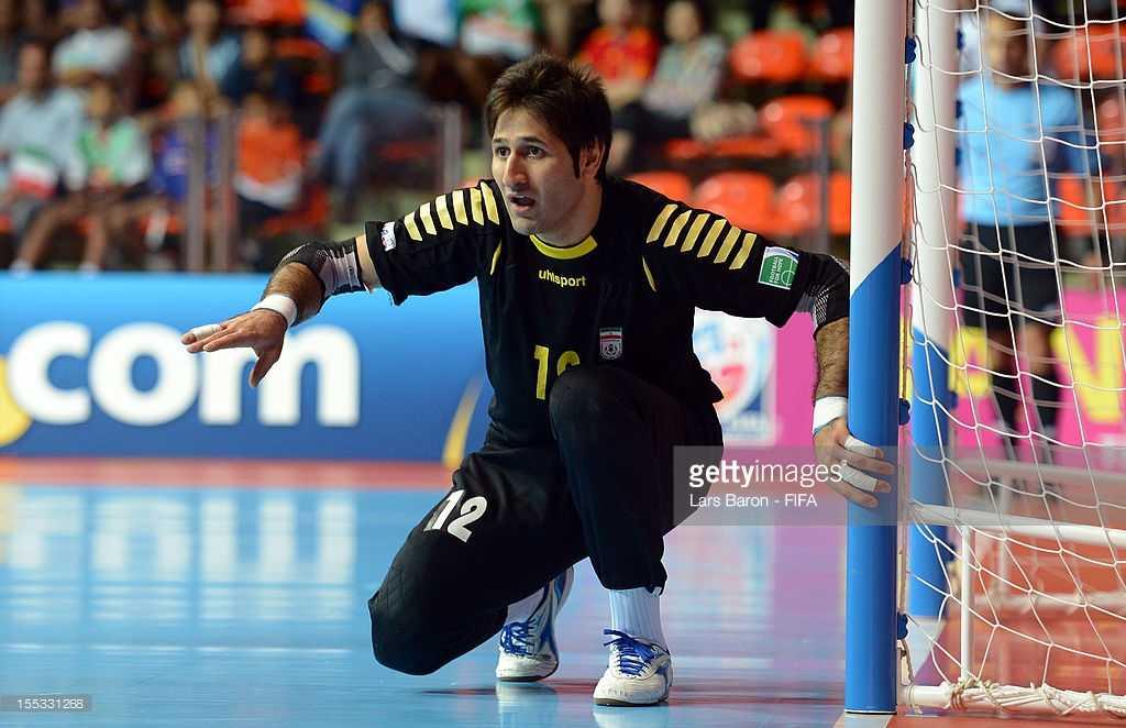 Mostafa Nazri là thủ môn xuất sắc nhất thế giới năm 2010