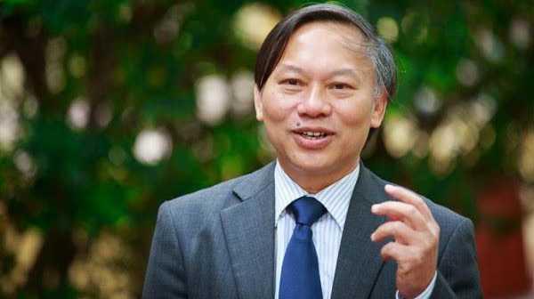 GS.TS.NGND Nguyễn Quang Ngọc - Phó Chủ tịch Hội Khoa học lịch sử Việt Nam