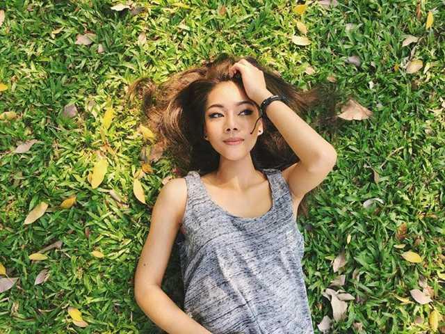 hot girl Thái Lan