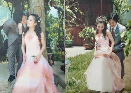 Chị Lê Vân Anh và đại gia Chu Đăng Khoa quen nhau từ khi mới lớn, ban đầu là bạn rồi mới yêu và kết duyên vợ chồng.