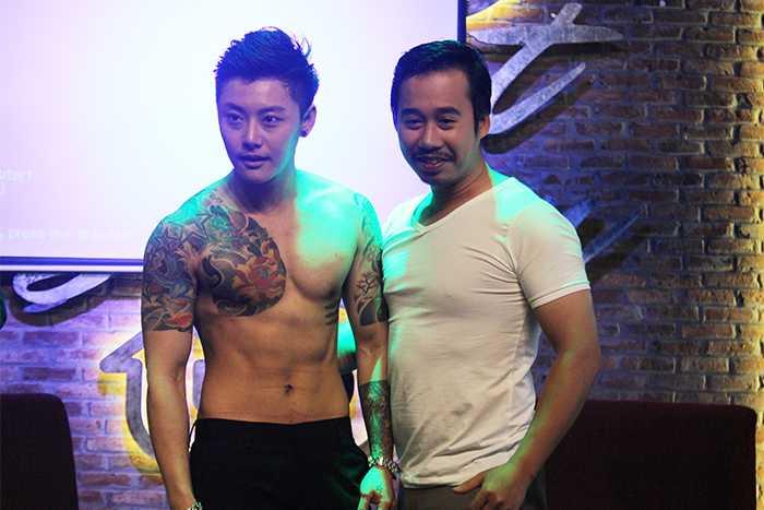Thần tượng chuyển giới Thái Lan JYB
