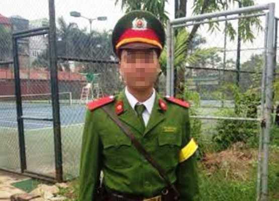 Học viên Học viện Cảnh sát